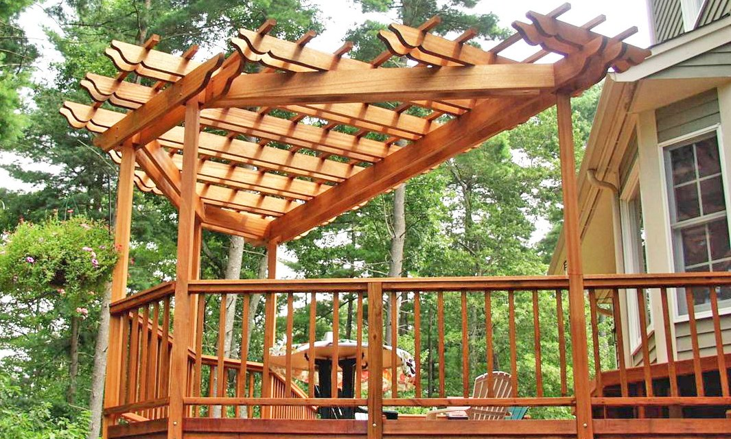 What is a Pergola and Why would your Deck want one?