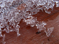 Will Ice Damage your Deck this Winter?