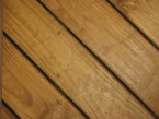 PT Decking, Stained