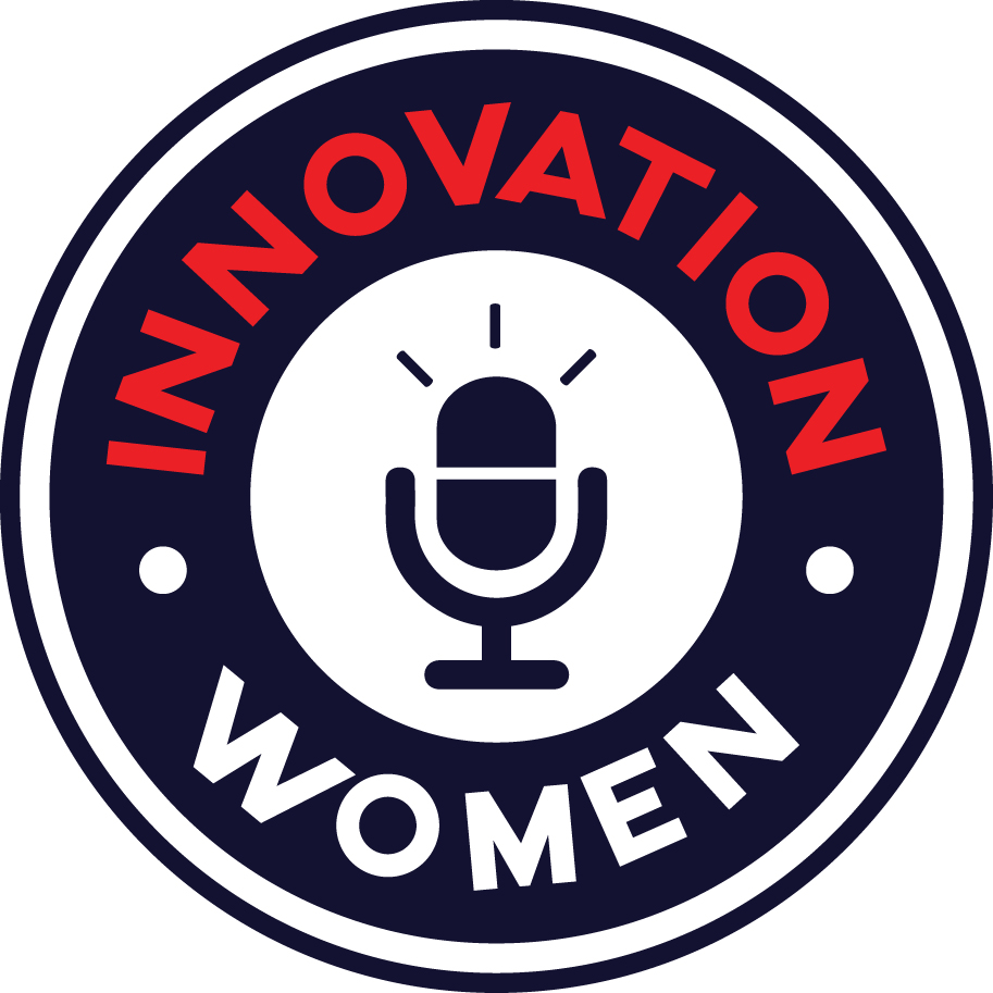 InnovationWoman CircleLogoBlue 2