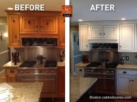 Is Cabinet Refacing Right for You? - BOSTON Cabinet Cures