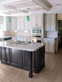 Kitchen Cabinet Refacing and Refinishing - Cabinet Cures ...