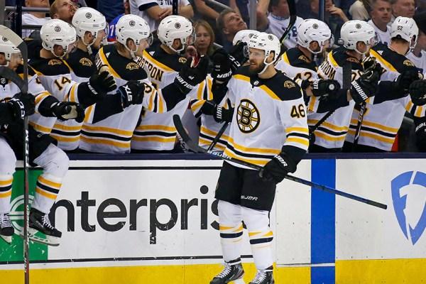 NHL Postpones International Events, Including Bruins 2020 Opener In Prague  – CBS Boston