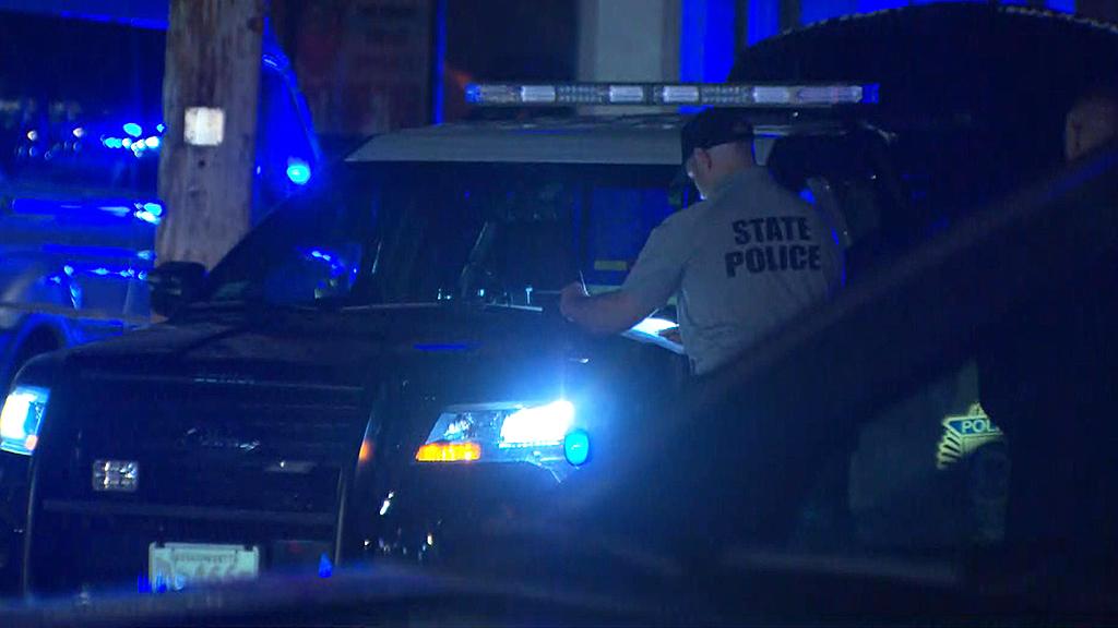 brockton2 - Pedestrian Dies After Being Struck By Brockton Police Cruiser – CBS Boston