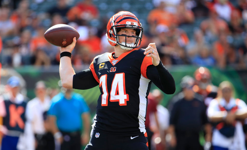 GettyImages 1174882808 - In Need Of A QB? Andy Dalton Could Be Your Answer – CBS Boston