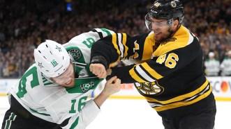 David Krejci Leaves Boston