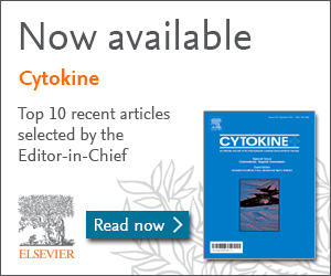 Editor's choice: A selection of articles relevant to the 6th annual meeting of the International Cytokine & Interferon Society (ICIS)