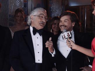 The Comeback Trail starring Robert De Niro and Morgan Freeman