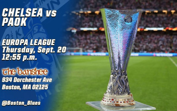 Chelsea vs PAOK_Match Graphic_EL