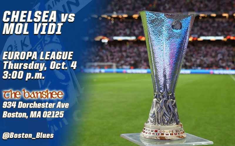 Chelsea vs MOL Vidi_Match Graphic_EL