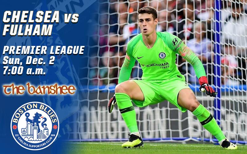 Chelsea vs Fulham_Match Graphic