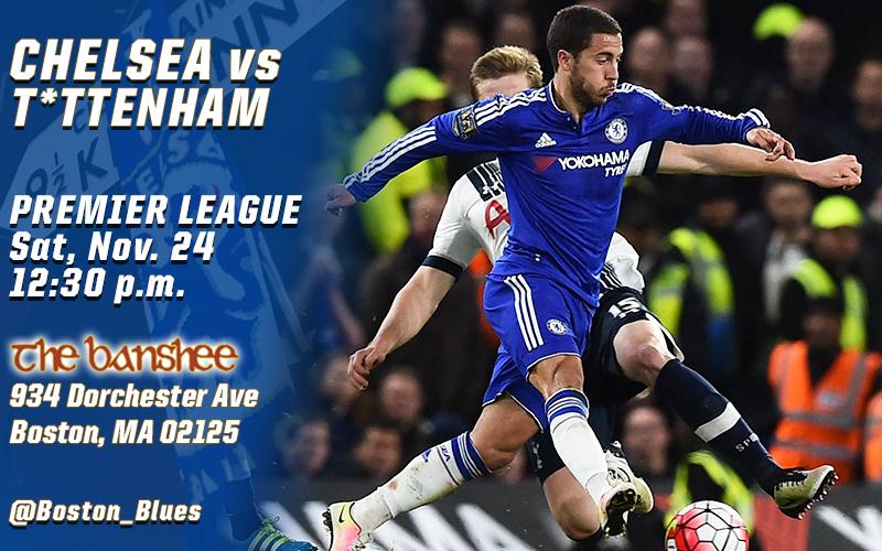 Chelsea vs Spurs_Match Graphic