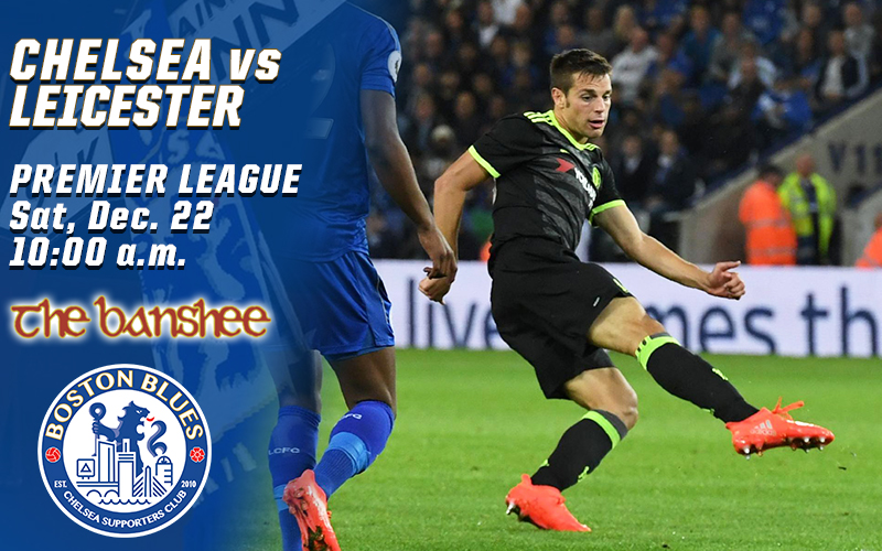 Chelsea vs Leicester_Match Graphic