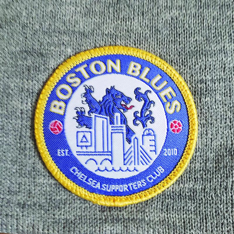 Boston Blues Winter Hat (Gray or Blue)