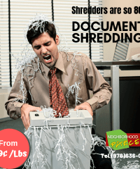 Paper Shredding Service