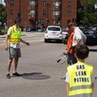 Gas leak patrol, Dorchester