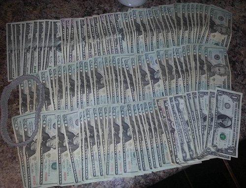 stripper job money