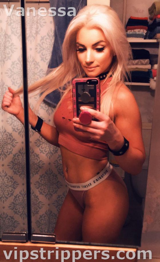 Vanessa stripper Boston