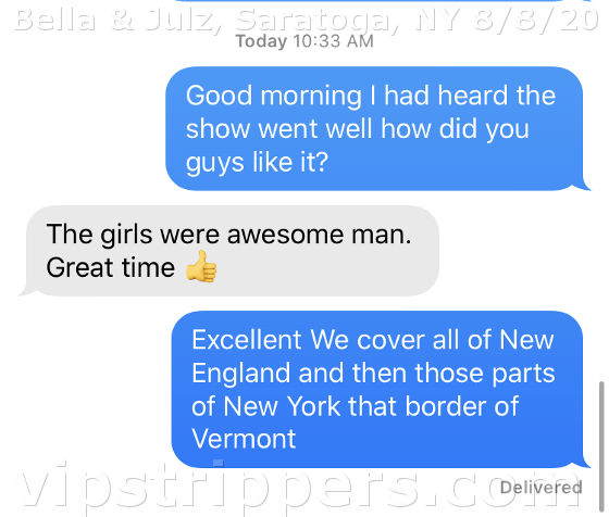 Boston strippers party review
