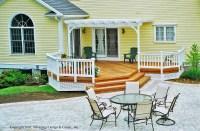 Deck and Patio Westboro, MA  Suburban Boston Decks and