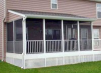 Want to Convert your Deck to a Porch?  Suburban Boston ...