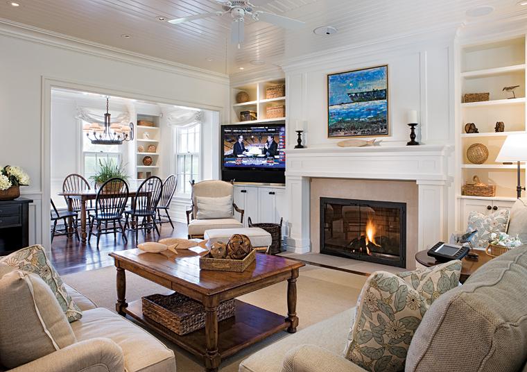 Stunning Nantucket Decorating Style Gallery - Interior Design ...