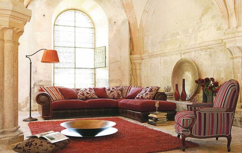 roche bobois vintage modular sofa. Black Bedroom Furniture Sets. Home Design Ideas