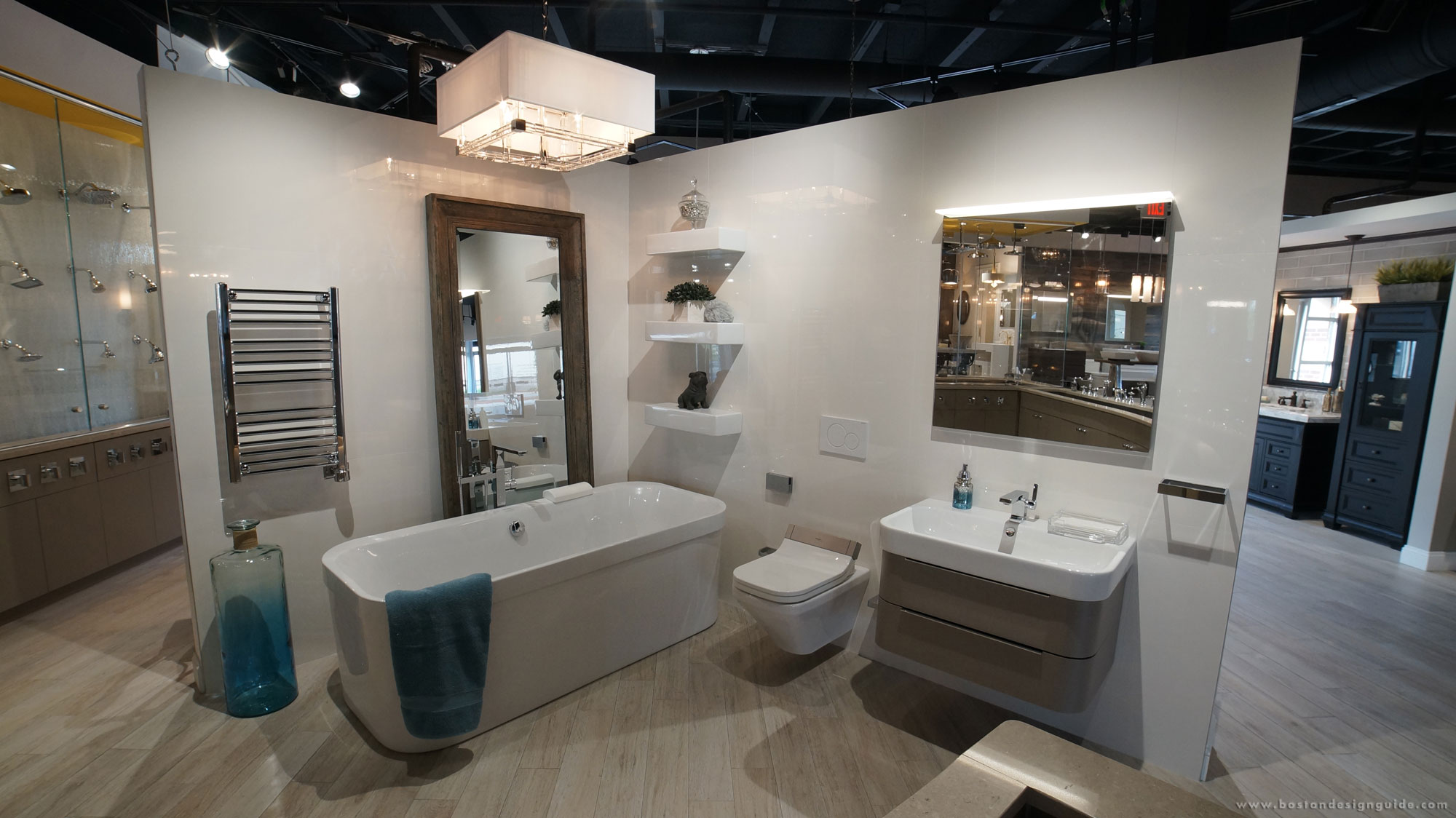 kitchen and bath design center antiqued cabinets splash