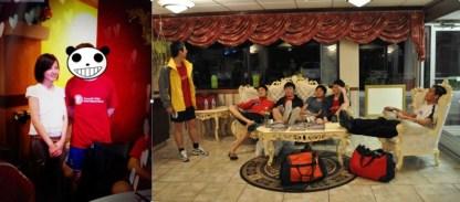 2012年比赛后,峨嵋山庄老板娘家里的白富美迷倒了众多好汉