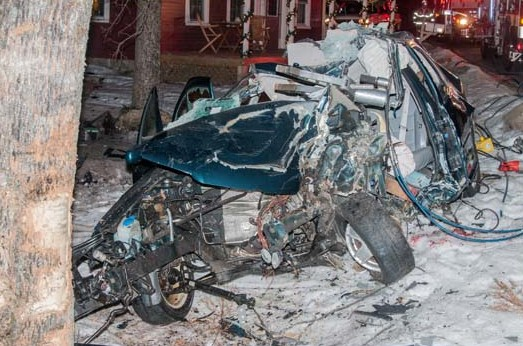 Deaths from Car Accidents Hit Five Year High in N H