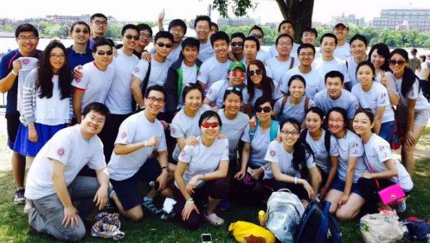 2015_PKU_Dragon_Boat_Team