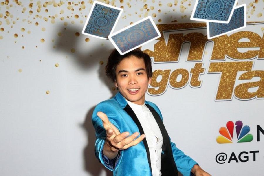 波士頓的驕傲!魔術師林良尋美國達人秀奪冠 – bostonese.com Online Journal / 雙語網