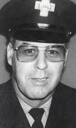 Photo of Fire Fighter Edward R. Connolly, Ladder Company 17, LODD 3/21/1986.