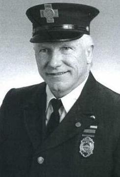 Fire Fighter Patrick F. Foley, Engine Company 21.
