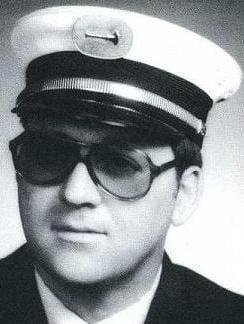 Photo of Fire Lieutenant Francis L. McLaughlin, Jr.