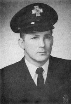 Fire Fighter Charles L. Stokinger, Engine Company 39.