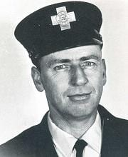 Fire Lieutenant Thomas J. Carroll.