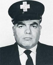 Fire Fighter Charles E. Dolan.