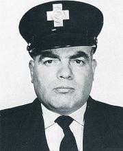 Fire Fighter Charles E. Dolan.