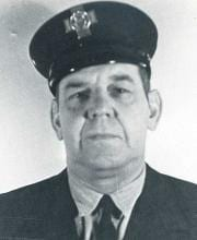 Fire Fighter John E. Jameson.