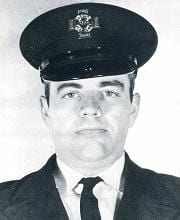 Fire Fighter Richard B. Magee.