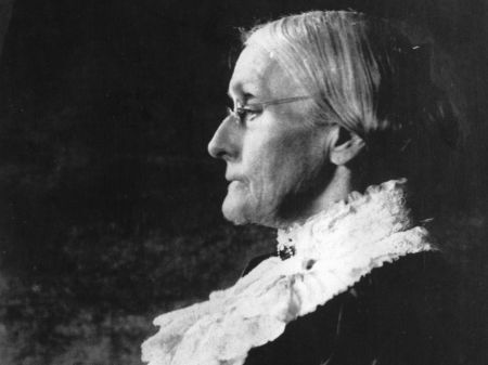 Trump to Pardon Susan B. Anthony