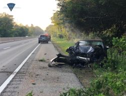 Image result for distracted driving crash