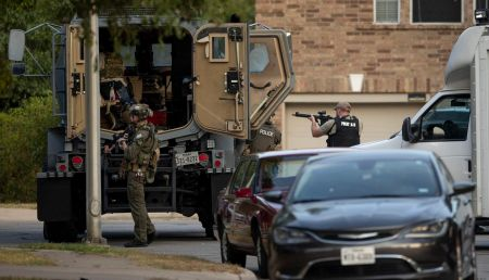 16-Hour Standoff at Texas Home Ends After Suspect Releases All Hostages and Surrenders
