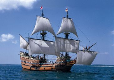 A Mayflower for the modern age - The Boston Globe