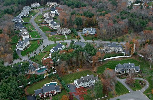 Social distancing revives America's suburban instincts