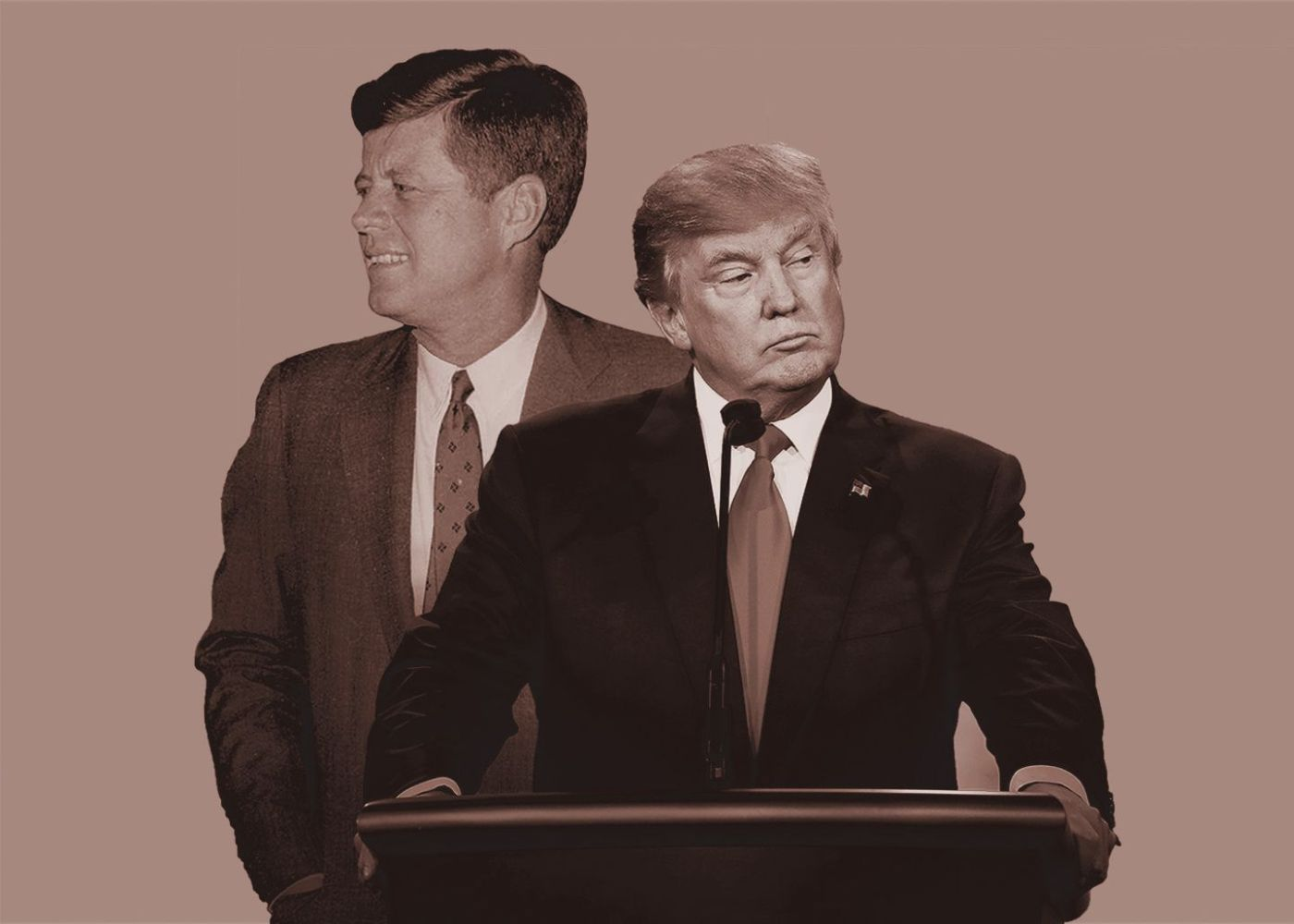 Donald Trump and John F. Kennedy are more similar than you think ...