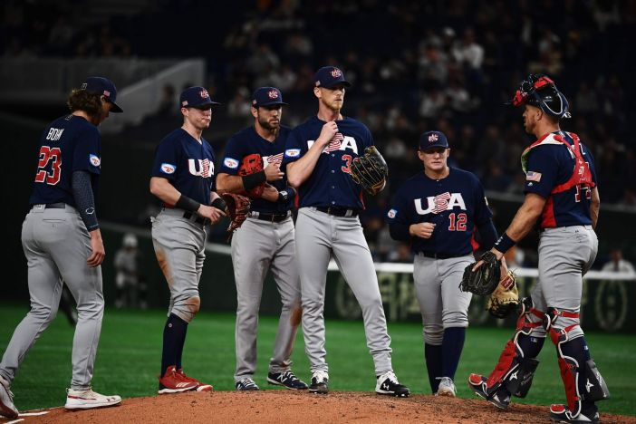 Team USA falls to Mexico in Premier12 bronze-medal game - The ...