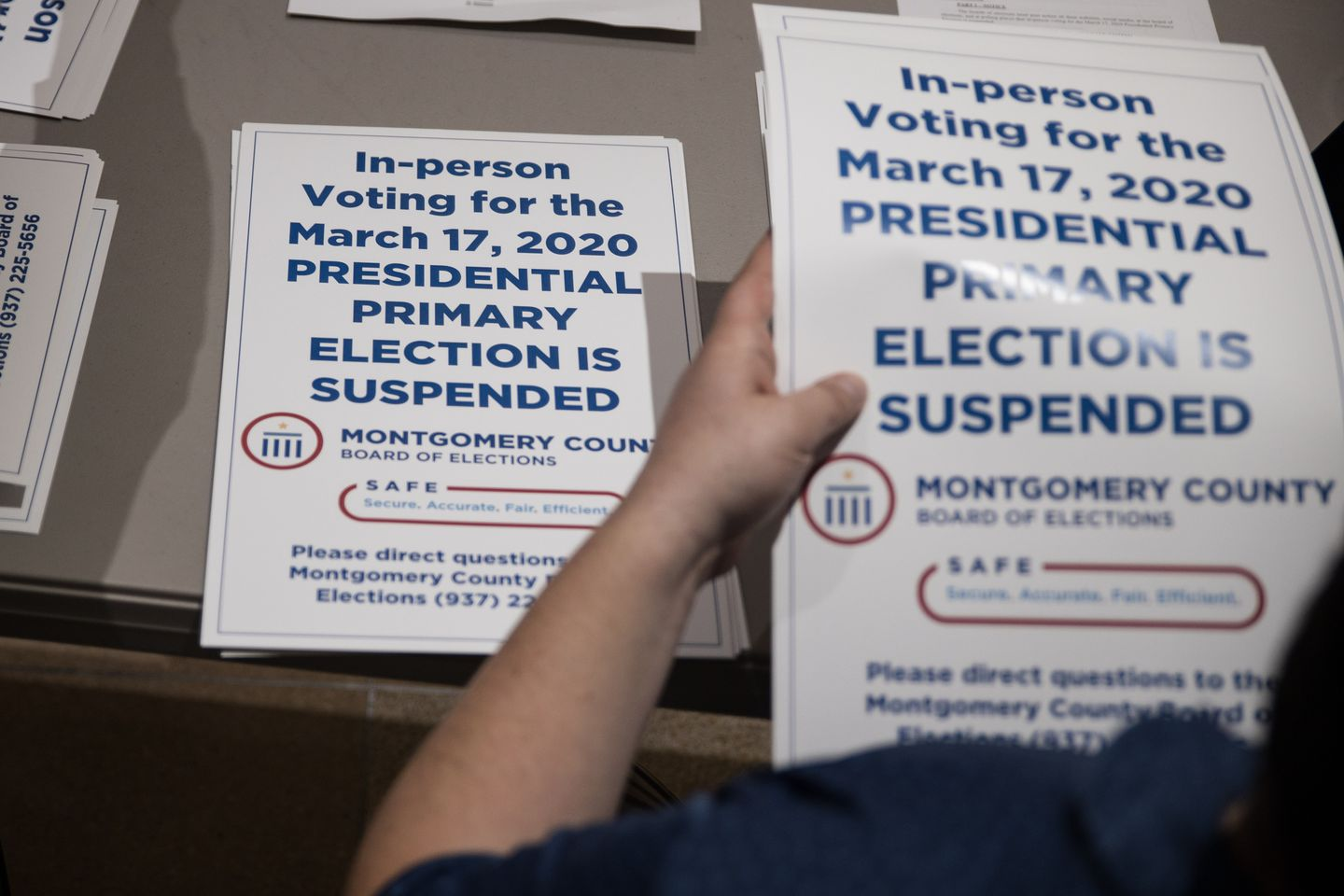 In Ohio, a Republican governor has taken aggressive steps to ...