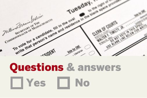 Know before you go: Your cheat sheet to Mass. ballot